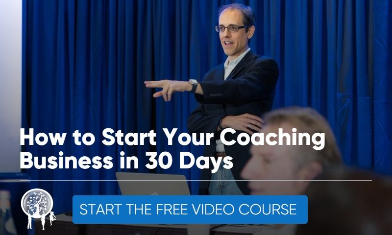 How to Build a Profitable Coaching Business in 30 Days VIDEO COURSE